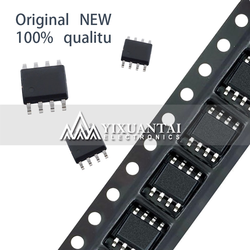 10 قطعة/الوحدة SOP-8 IL610-3E IL610-3 IL610 SOP8 SMD شرائح IC الجديدة والأصلية