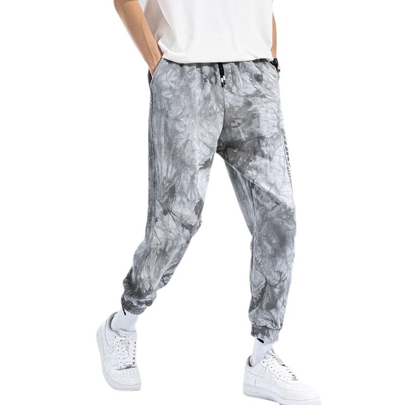 Мужские джоггеры, мужские брюки-карго, мужские брюки, мужские спортивные брюки, Мужская одежда, корейская мода, мужские хлопковые удобные мо...