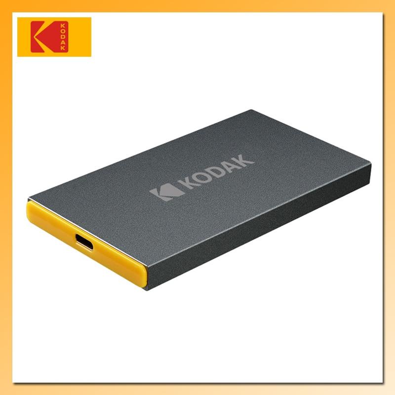 KODAK X250 disco duro externo HD de 120GB External SSD 240GB tipo C USB 3,1 de 480GB SSD portátil 960GB 1,8 pulgadas disco duro externo