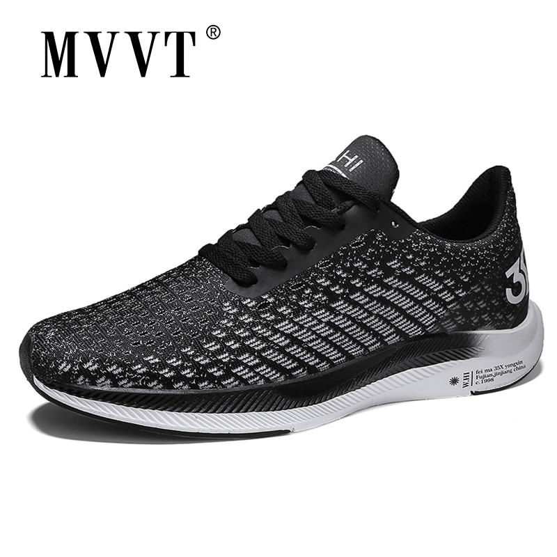 2020 nuevos zapatos transpirables para correr para hombres, zapatillas de moda ligeras, Zapatos de deporte exteriores de verano, zapatos de entrenamiento profesional