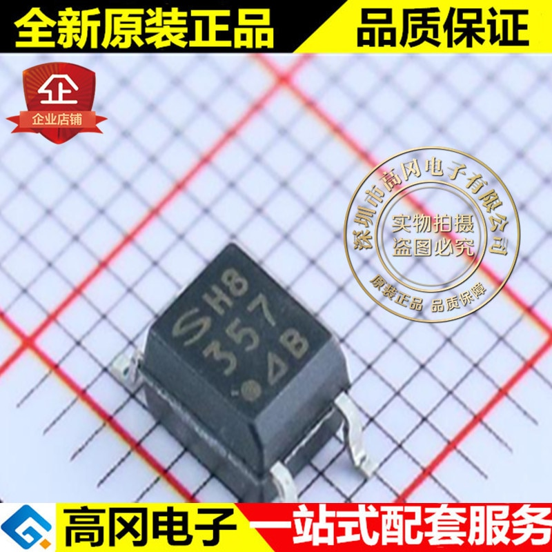 5 piezas PC357N2J000F PC357 SOP4 SHARP