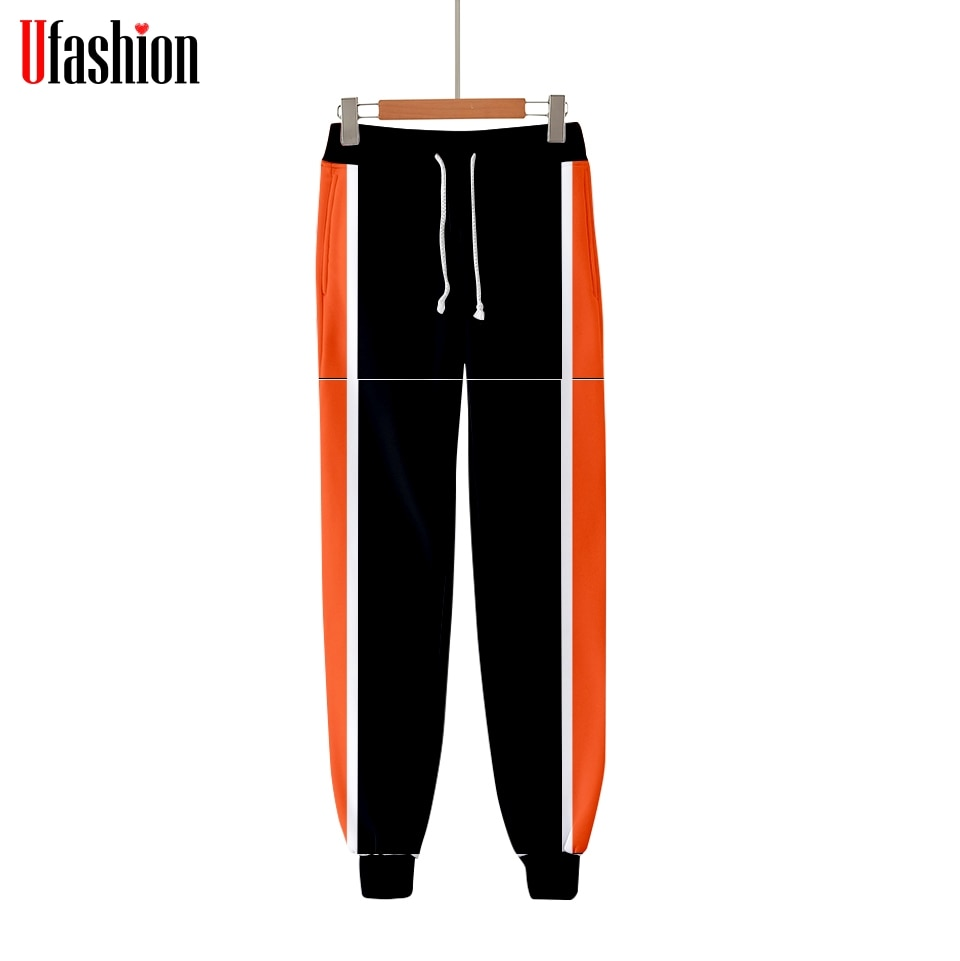 Young Manga Haikyuu!! Jogger Pants Volleyball Boy Cosplay Pants Casual modis Warm Long Fashion Slim Men/Women Oversize Pants