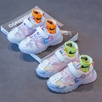 children shoes fashion girls sneakers laser pu bowtie mesh breathable rubber sneakers shoe kids casual shoe toddler baby shoes
