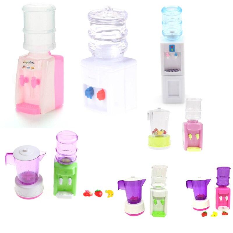 Bebederos 112, juguete en miniatura para casa de muñecas, muñecos, comida, cocina, accesorios de sala de estar