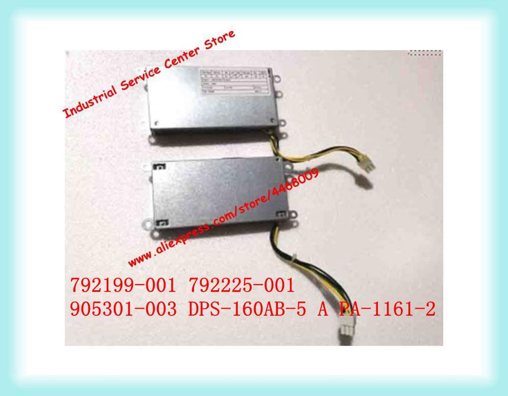 160W 792199-001 792225-001 905301-003 DPS-160AB-5 в PA-1161-2 тестирование Мощность для EliteOne 600 705 800 G2