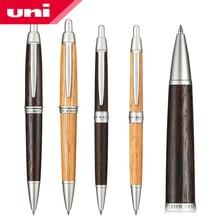 Une pièce japon Uni pur Malt crayon mécanique 0.5mm bois de chêne naturel ou brun foncé couleurs M5-1025