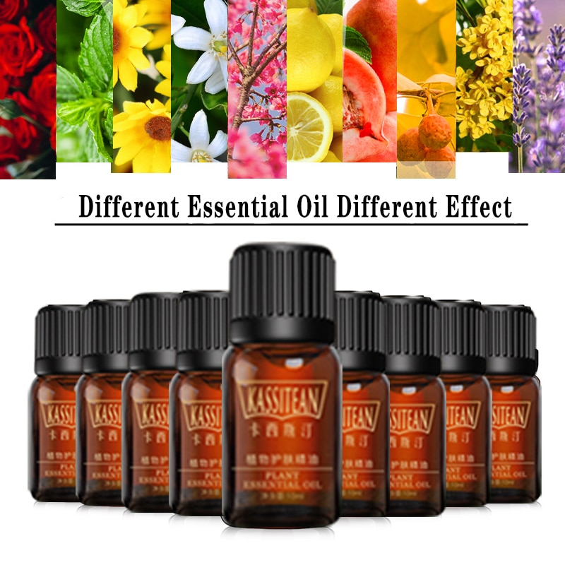 Rose Essential Oils Skin Care Aroma Oil Natural Lavender Mint Chamomile Tea Tree Oil Fragrance Essen