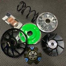 Kupplung kit für GY6125 GY6150 LF150T LIBERTY 157QMB 157QMJ 152QMI racing performance tuning upgrade set übertragung teile