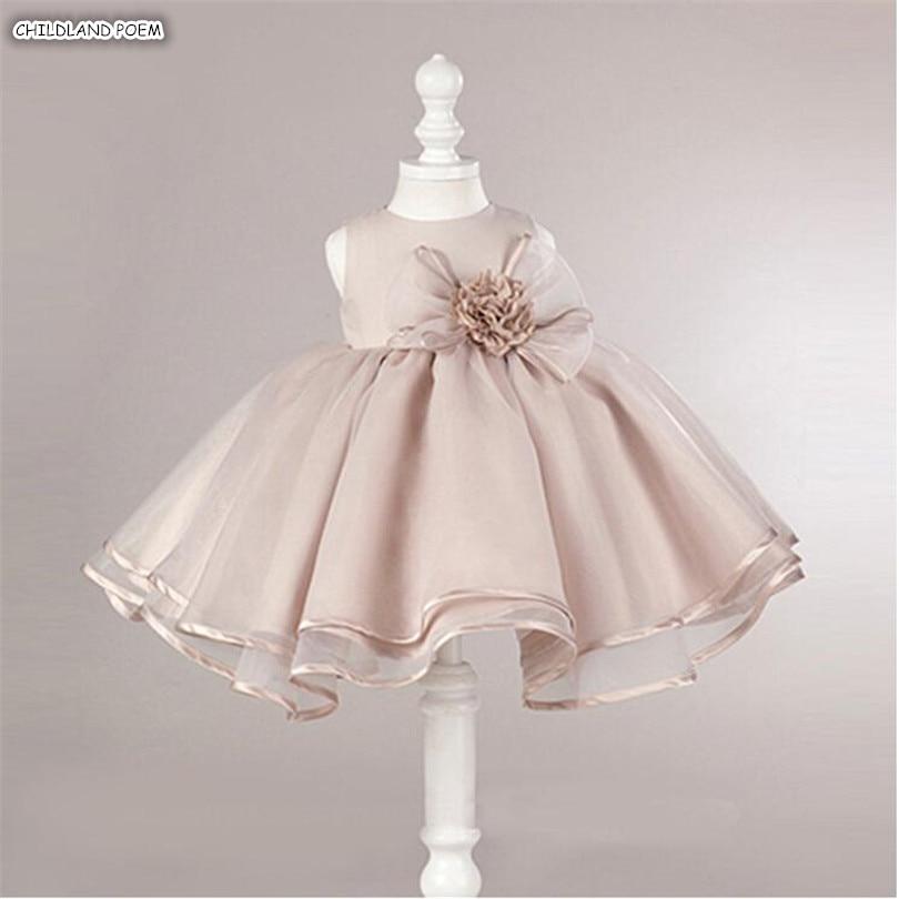 Vestidos de meninas De Aniversário Festa de Casamento Vestido de Princesa Para A Menina Flor Lace Crianças Vestidos Para Meninas Adolescentes Vestidos de Meninas vestido de Baile