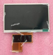 Écran LCD AUO 4.3 pouces 45PIN TFT (tactile/sans contact) A043FW02 V5 WQVGA 480 (RGB) * 272