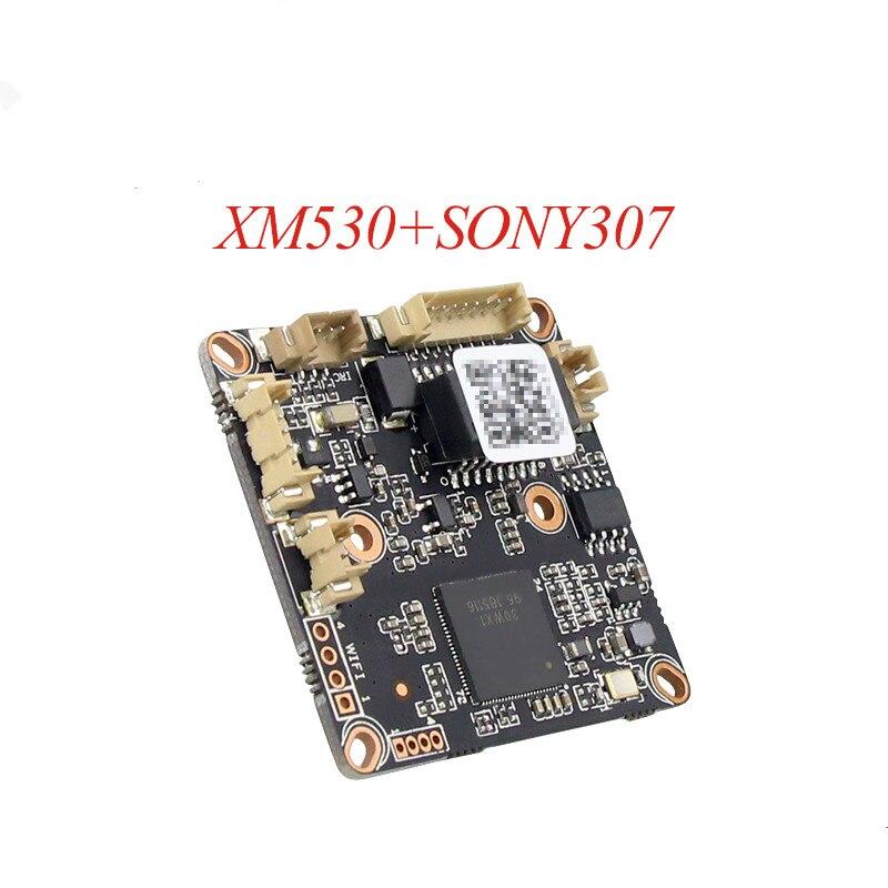 "IPC (1080P) 1/2 8 ""-STARVIS IMX307 sensor de imagen CMOS + 30WX (XM530/ IPC530) cámara IP CCTV Módulo de placa PCB (partes opcionales"