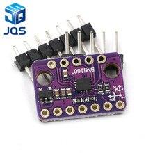 BMI160 6DOF 6-axis Rate Gyro Gravity Accelerometer Sensor Module IIC I2C SPI Communication Protocol 3-5V