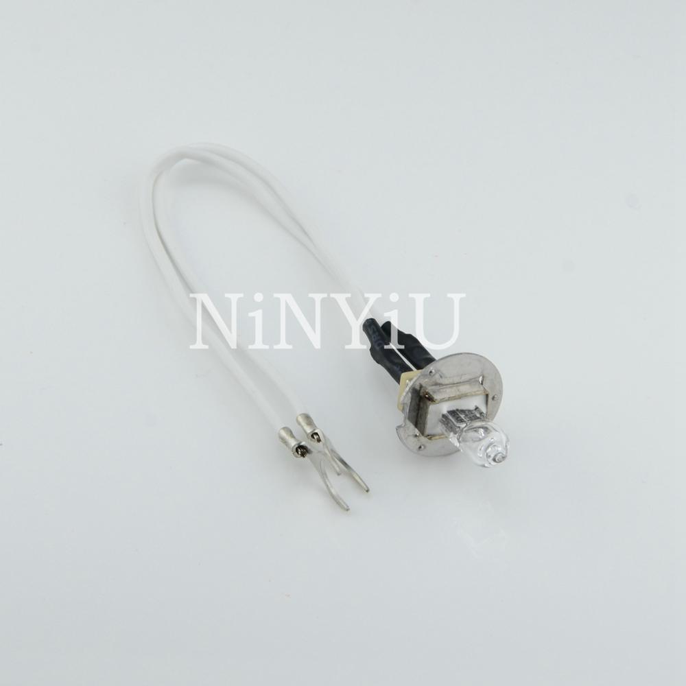 Compatível para kls jc 12v20w mu988800 lâmpada de halogéneo olympus beckman au400 au480 au600 au640 au680 analisador bioquímico lâmpada