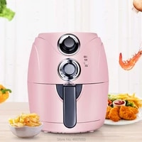 automatic air fryer intelligent electric potato chipper household multi functional oven no smoke oil 220v