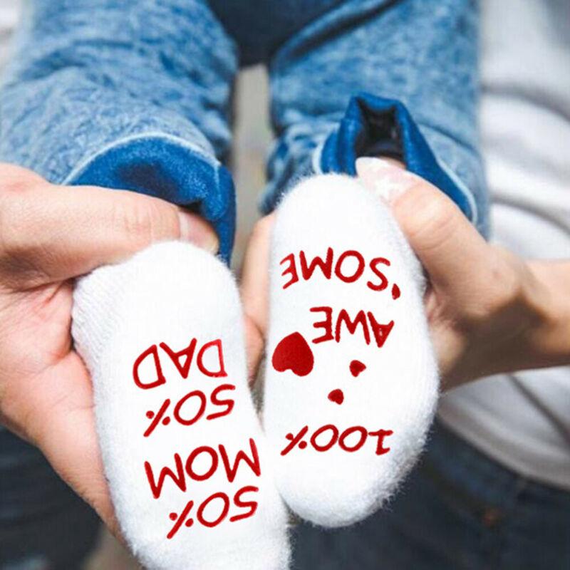 1 пара теплые хлопковые носки для новорожденных мальчиков и девочек мягкие