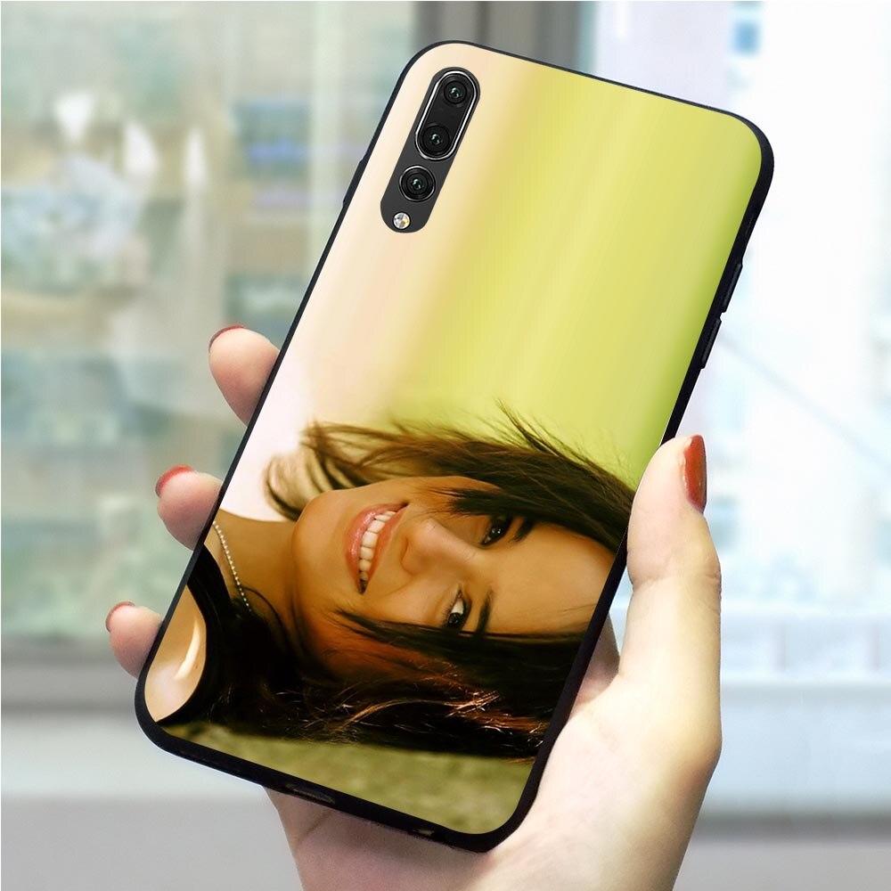 Alizee Jacotey Phone Case for Huawei P9 Lite 2017 Cover P8 Lite P10 Lite P20 P30 Pro P Smart Mate 10 20 PRO