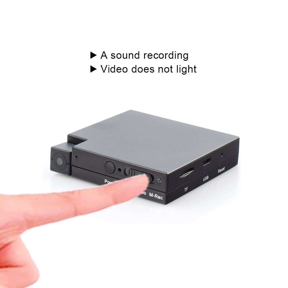 HD Mini 1080P Camera Home Security Camcorder 24 Hours Video Baby Monitor Recorder Motion Detection Surveillance Camera