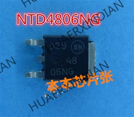 Новый NTD4806NG 4806NG 48 06NG TO252 1 высокое качество