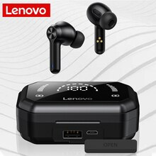 Lenovo LP3 Pro Bluetooth V5.0 Wireless Headphones In Ear TWS Earphone with Microphone Hifi Battery D