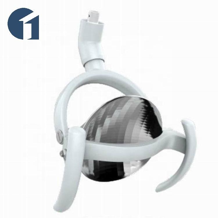 China dental grande que refleja la luz de quirófano oral médica para la silla