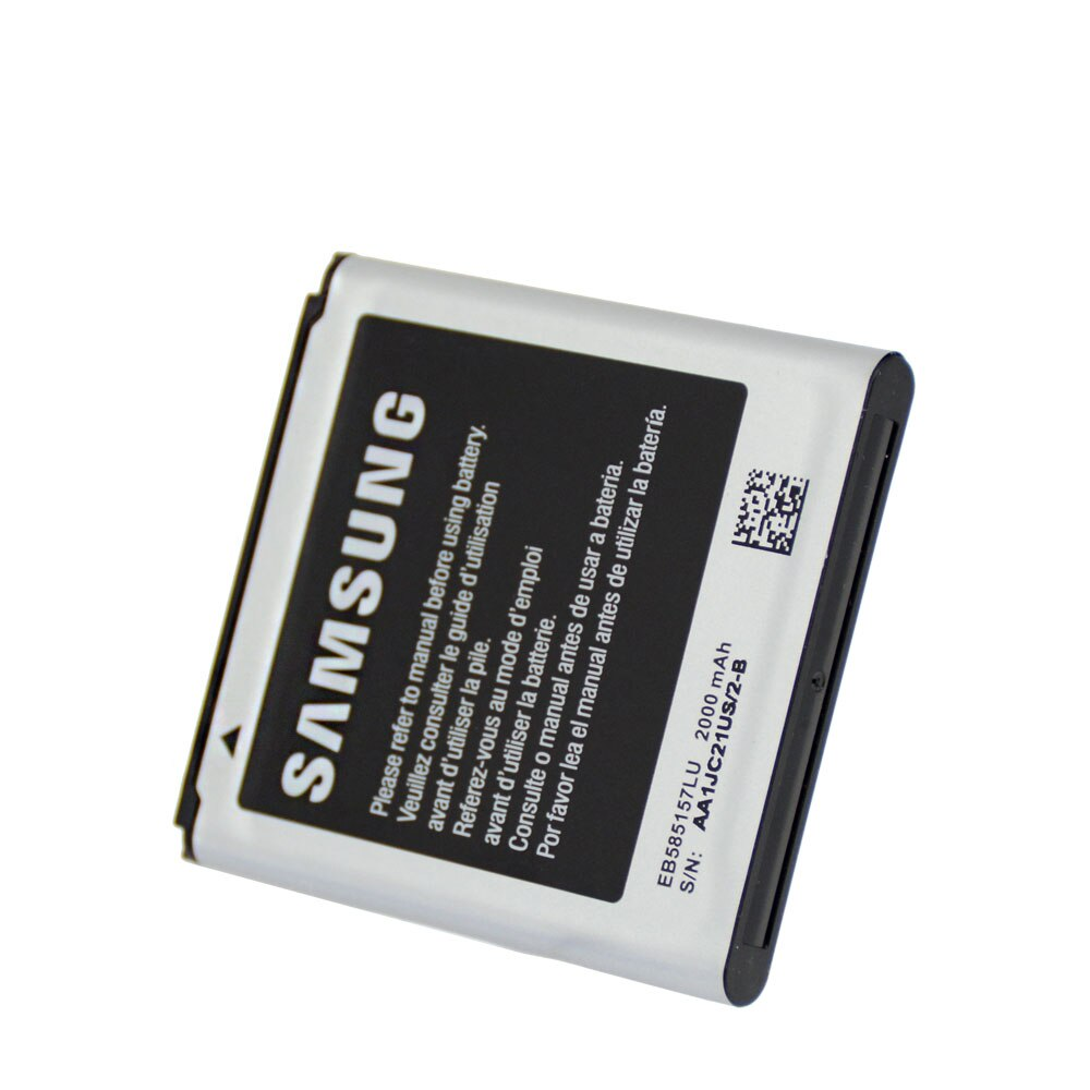 20pcs/lot High Quality Battery EB585157LU For Samsung Galaxy Beam I8530 I8558 I8550 I8552 I869 I437 G3589 Core 2 G355 G355H enlarge