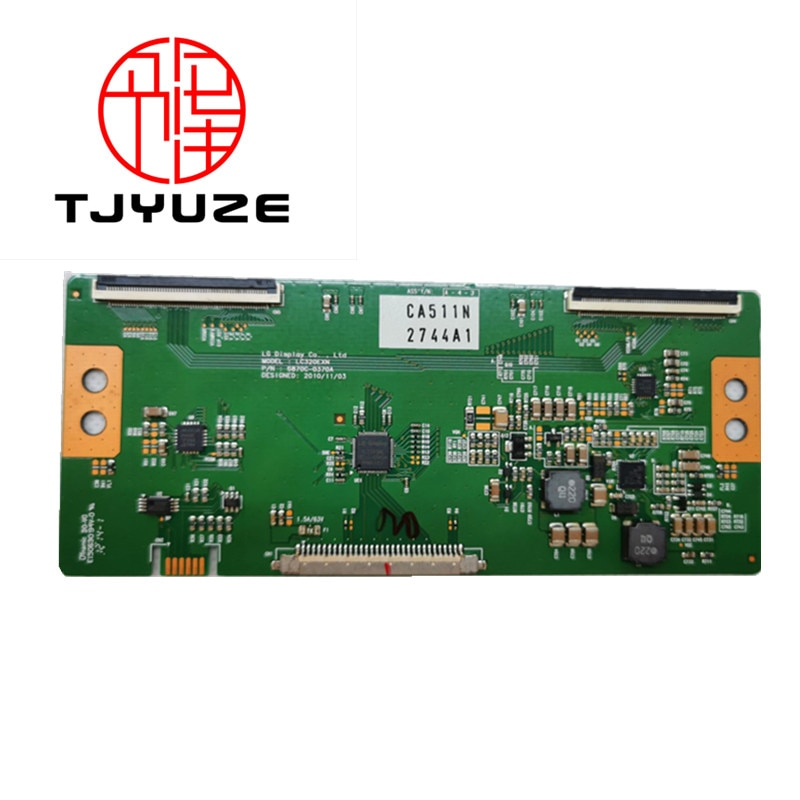 95% new good working for air conditioning computer board kfr 35gw ed e47a e27a e21a 47 1 27 1 21 1 display board Good-Working for original quality T-CON LC320EXN 6870C-0370A logic board