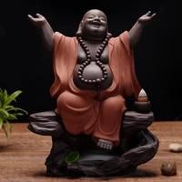 small electric incense burner stick holder smoke insenso zen incense burner spiritual decor fogareiro home decoration yd50xl