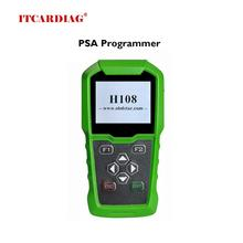 OBDSTAR H108 PSA Programmer Support All Key Lost Programmer/Pin Code Reading/Cluster Calibrate for Peugeot Citroen DS Can&K-line