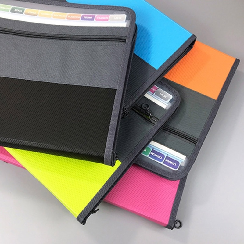 A4 multi seal bag, briefcase, information bag, student test paper and supporting bag.