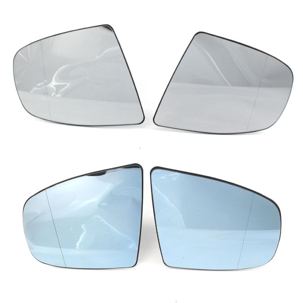 Автомобильное крыло двери с подогревом зеркало стекло сторона с подогревом крыло зеркало стекло для BMW X5 E70 07-11 X6 E71 2008 2009 2010-2014