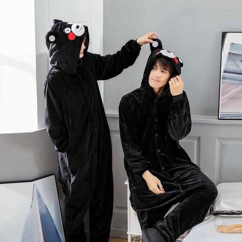 Unicorn Pajama Animal Onesie for Women Men Sleepwear Adult Cartoon Party Cospaly Winter Pyjamas Suit Button Overalls