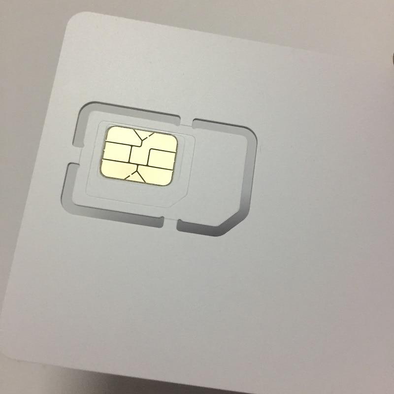 OYEITIMES Blank SIM Card 4G LTE Programmable SIM Card Mobile Phone SIM Card ICCID IMSI PIN PUK ADM KI Milenage COMP128 Algorith enlarge