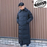 jacket winter down men thick warm high quality 20 white goose down coat male hooded mens clothing 2021 casual outwear lw
