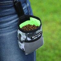 Переносной поясной кошелек для собак, сумка принадлежности для домашних животных прочный, износостойкий