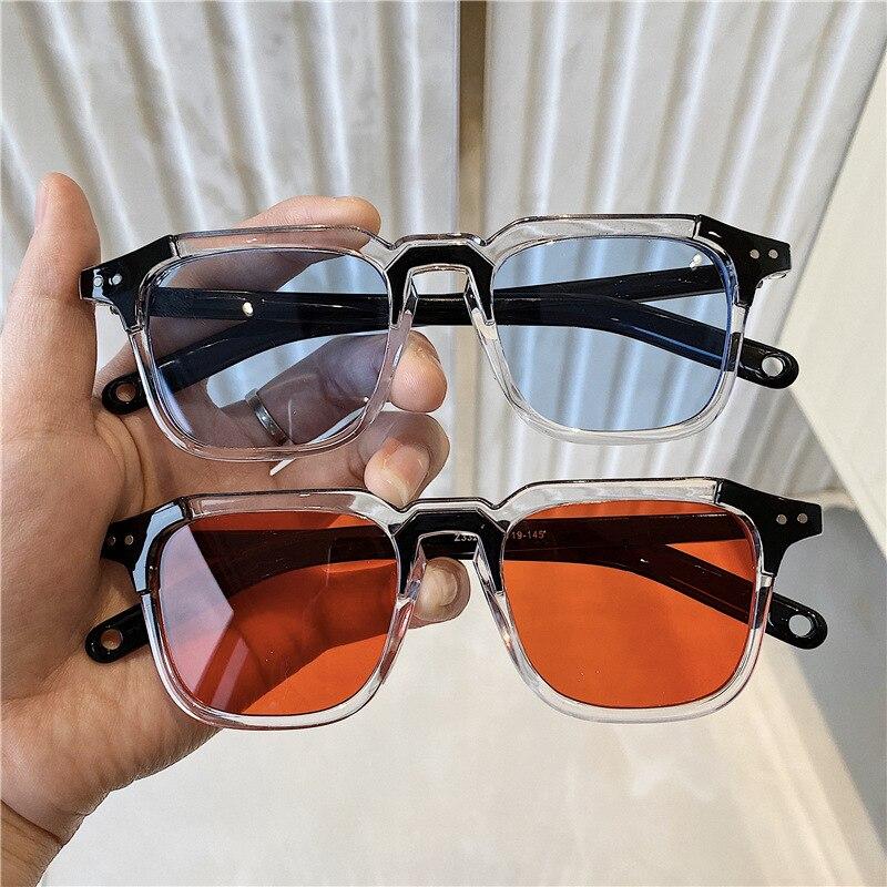 New Sunglasses Fashion Men Women Jumping Di Hip Hop Couple Glasses Super Fire Retro Brand Designer S