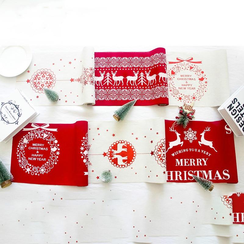 Mantel tipo camino de mesa creativas decoraciones para escritorio casa coussin navidad...