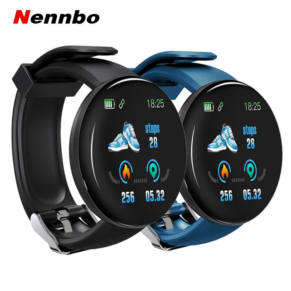2020 Новые Bluetooth Смарт часы мужские кровяное давление круглые умные часы женские часы водонепроницаемые спортивные трекер WhatsApp для Android IOS