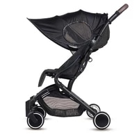 baby infants stroller uv resistant awning universal detachable baby sunshade windproof sun proof stroller accessories