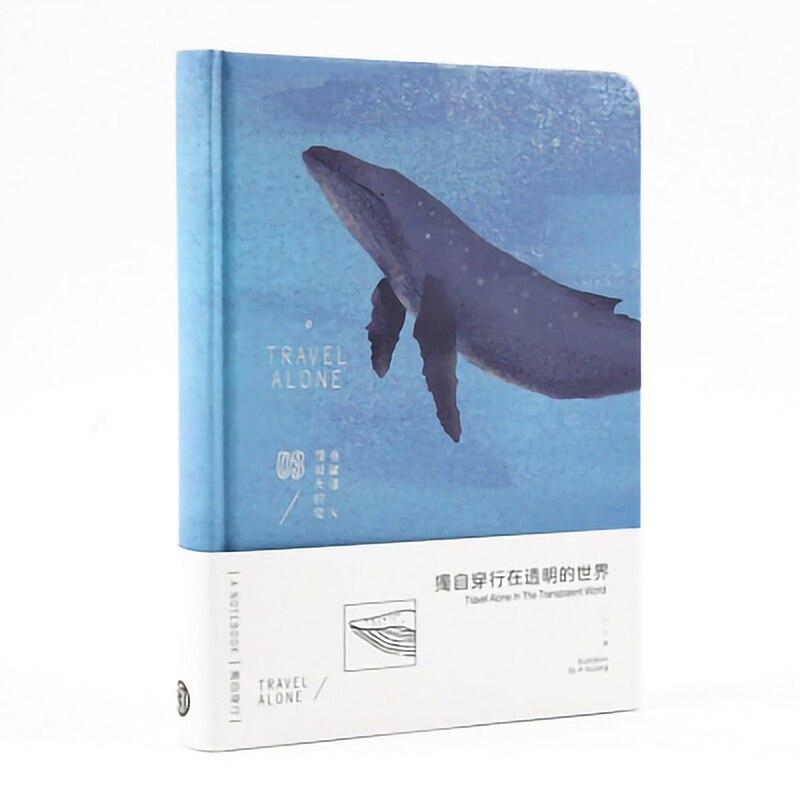 El más nuevo libro de bocetos de 2020 ilustraciones de ballena cuaderno de dibujo de diario 112 hojas lindo ballena Oficina escuela papel de bloc de notas libro
