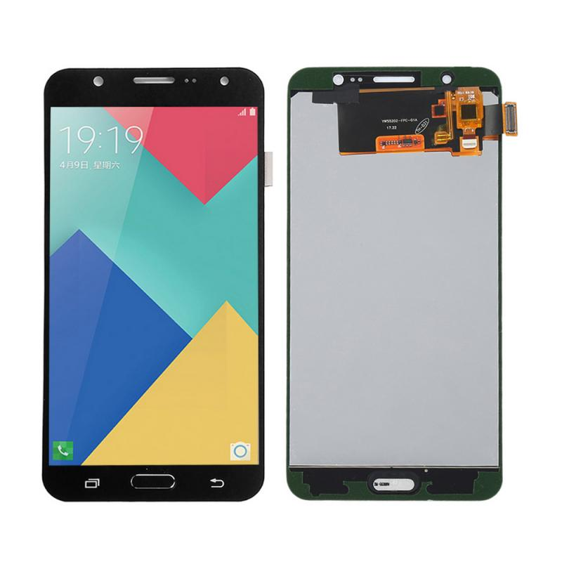Oled For Samsung Galaxy J710 J710F Complete LCD Display Screen Glass Digitizer Panel Mobile Phone LC