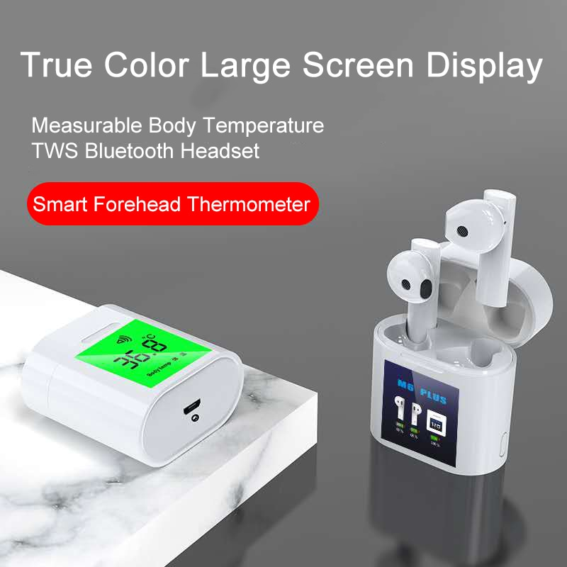 Беспроводные наушники TWS, наушники с двойным микрофоном, спортивные Bluetooth гарнитуры для iPhone Huawei Xiaomi Redmi, беспроводные наушники