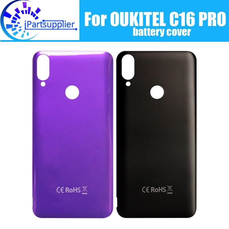 OUKITEL C16 PRO carcasa de la batería 100% nueva carcasa trasera duradera Original accesorio de teléfono móvil para OUKITEL C16 PRO