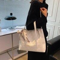 large bag female new fashion summer diamond simple class work commute large capacity shoulder bag tote bag cross body bag woman