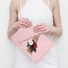 Wedding Mrs Clutch Bag Bridal  Lipstick Storage Pouch Cosmetic Bags Beach Wallet Bachelorette Party