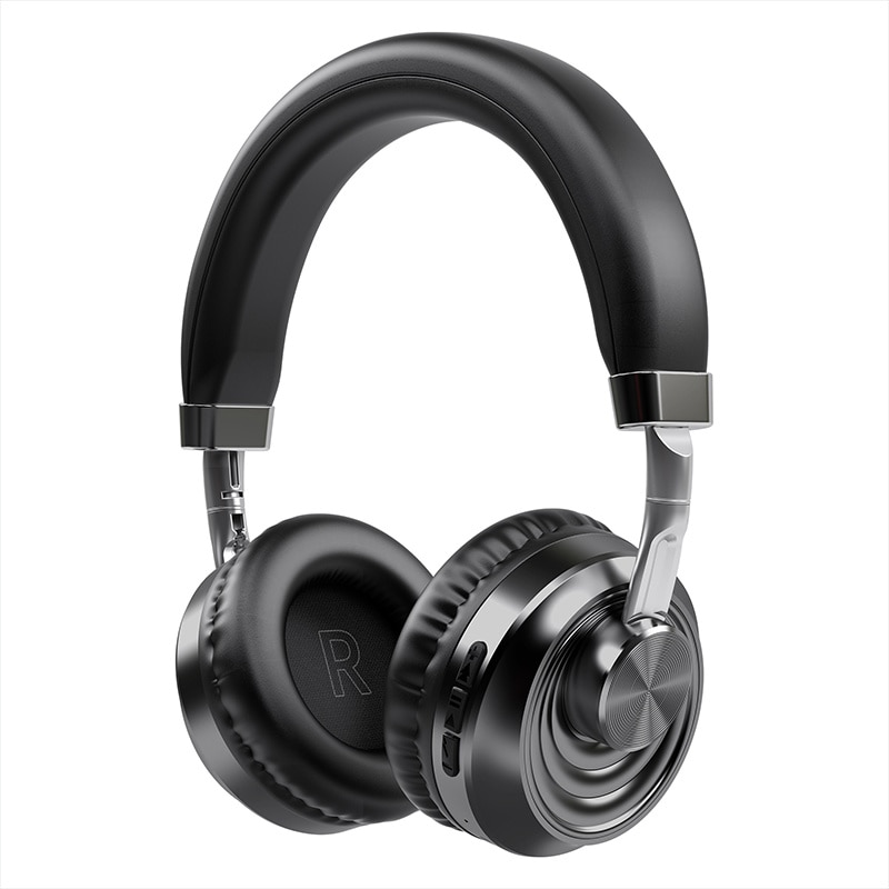 Wireless Headphone Bluetooth 5.0 Support TF Card & FM Radio Wired HIFI Stereo Super Bass Sound Gaming Adjustable Headset enlarge