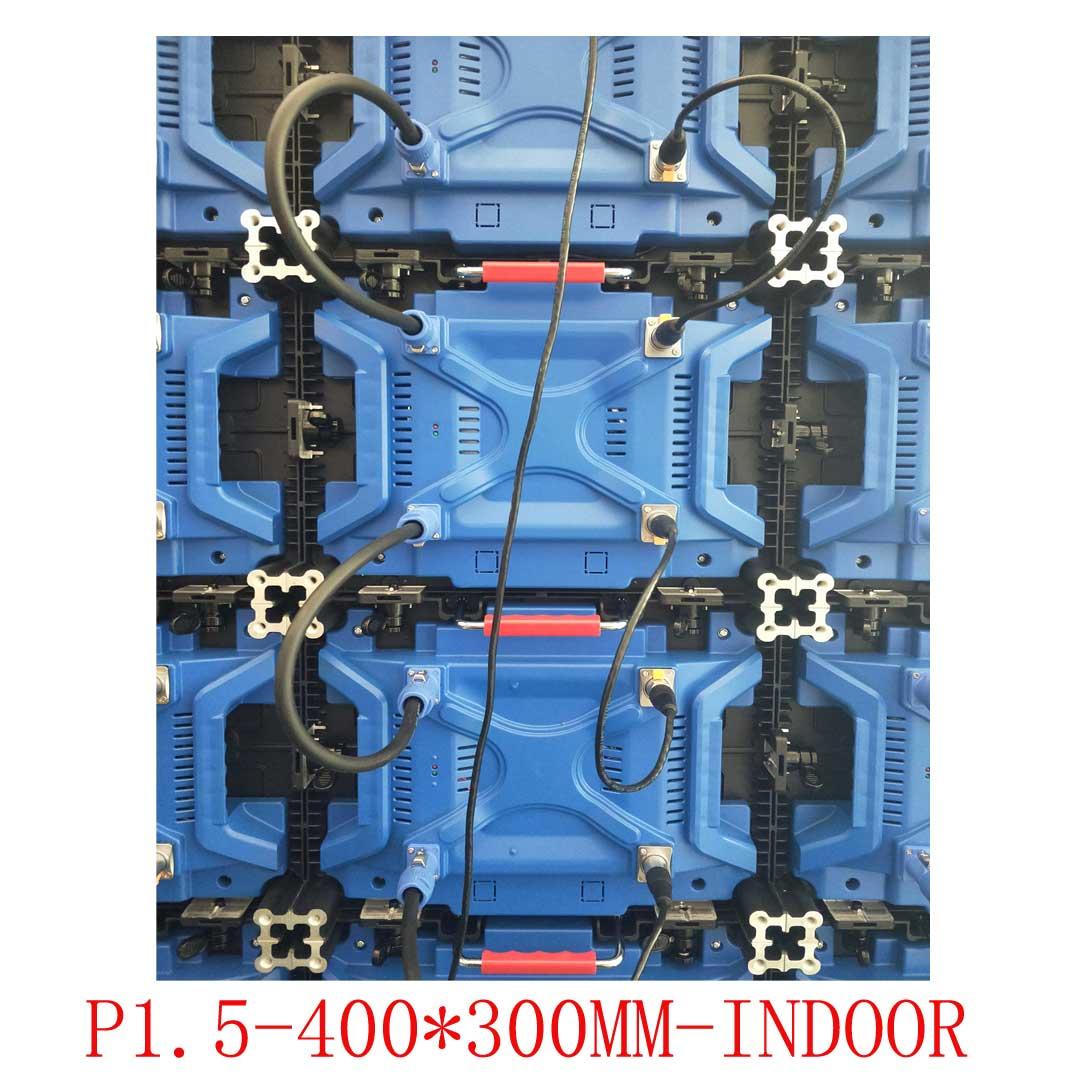 داخلي led عرض p1.5 400 مللي متر * 300 مللي متر led خزانة hd TV جدار الإعلان الشاشة P1.25 P1.667 P1.875 P1.923