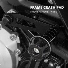 Motorrad Fallen Schutz Rahmen Slider Verkleidung Schutz Anti Crash Pad Protector Für BMW F850GS F750GS F 750 GS F900R 2018