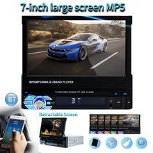 Reproductor MP5 Universal, 9601G, 7,0 pulgadas, AUX, USB, TFT, pantalla táctil LCD, Bluetooth 2,0, Radio FM, GPS, Mapa Europeo, Multimedia para coche