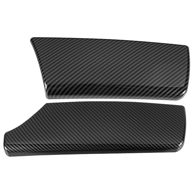 Car Armrest Box Protect Decoration Stickers Cover LHD Interior Car Accessories for BMW 5 Series F10 F18 2011-2017