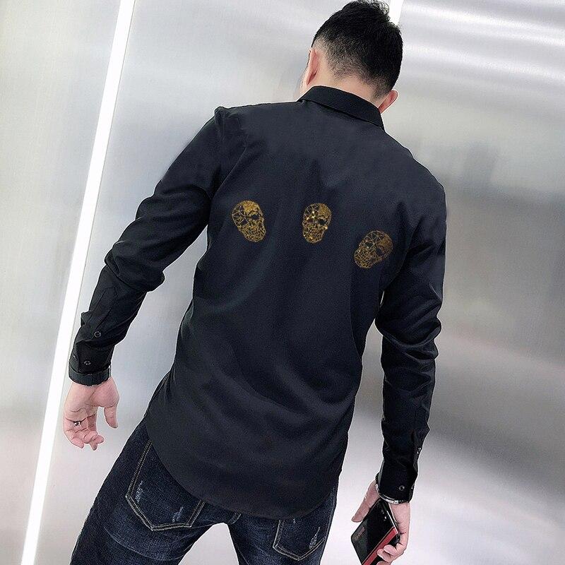 Стразы стильная простая популярная мужская футболка с бриллиантами Молодежная универсальная уличная дышащая деловая Дизайнерская футбол...